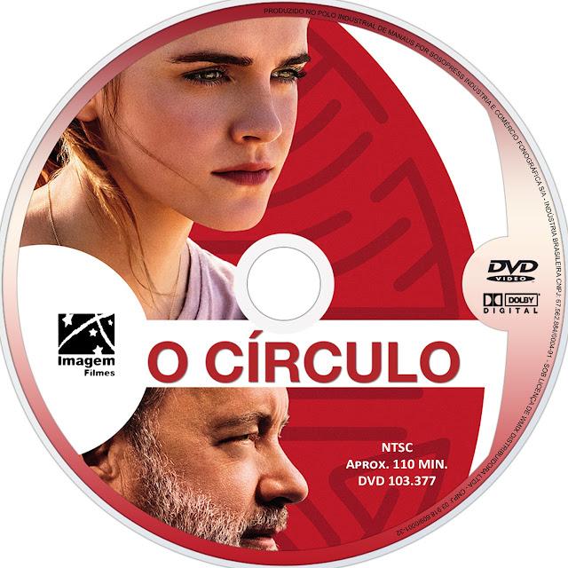 Label DVD O Círculo [Exclusiva]