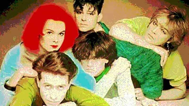 Il gruppo italo disco svedese dei Fake