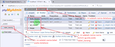3 - Tutorial Vb.Net - Cara Menampilkan Data Database Mysql Memakai Connector Odbc