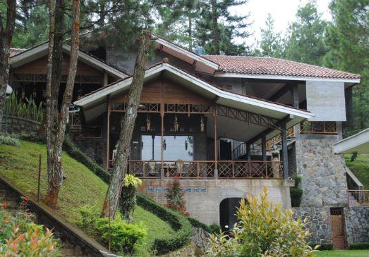 villa penginapan bogor