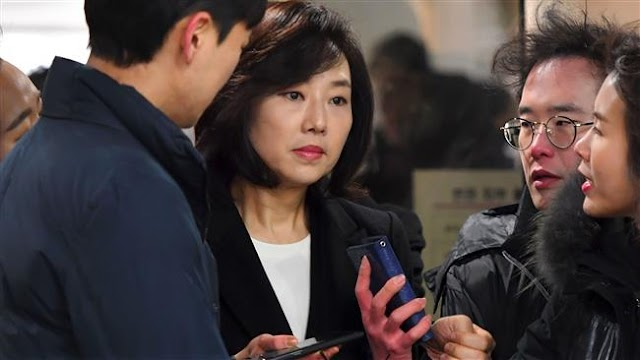 South Korea arrests Culture Minister Cho Yoon-sun over blacklist of anti-Park artists