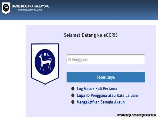 Semakan CCRIS Secara Online Dan Cara Mendaftar