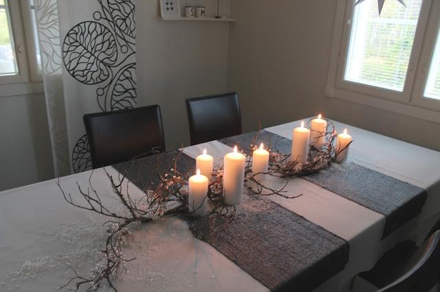 Pöydän Kattausvinkkejä