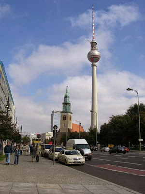 Torre de Telecomunicaciones de Berlin