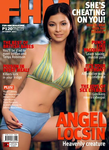 9 Interesting Things About Angel Locsin That You Probably Didn't Know!