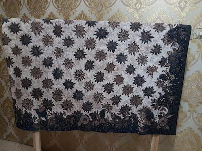 Batik cantik identik