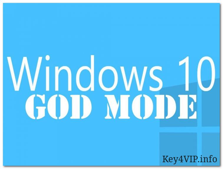 Hướng dẫn bật tính năng GodMode trong Windows 10