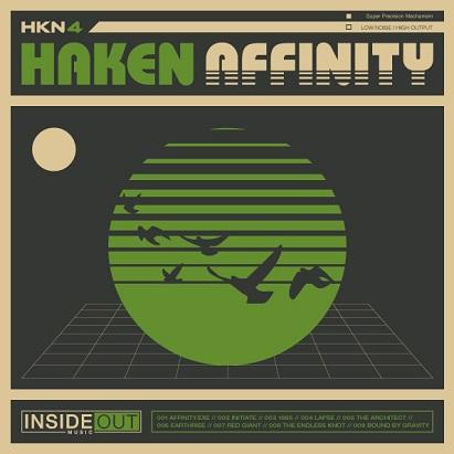 Haken - Affinity (Album Lyrics), Haken - affinity.exe (Instrumental), Haken - Initiate Lyrics, Haken - 1985 Lyrics, Haken - Lapse Lyrics, Haken - The Arcitect Lyrics, Haken - Earthrise Lyrics, Haken - Red Giant Lyrics, Haken - The Endless Knot Lyrics, Haken - Bound by Gravity Lyrics