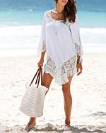 Tunika na plaże BonPrix