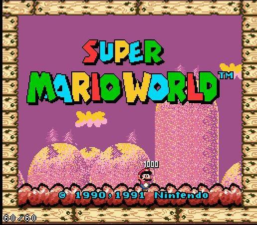 World Da Fama Dicas Modisticas Junho 2013: GAME POWER NERD: Super Mario Word Versão Brutal. Modificada