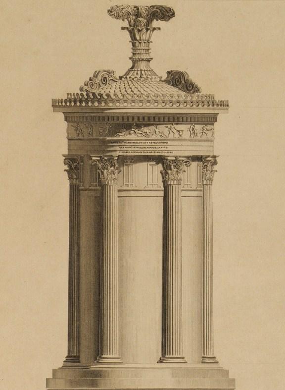 Το Χορηγικό Μνημείο του Λυσικράτους