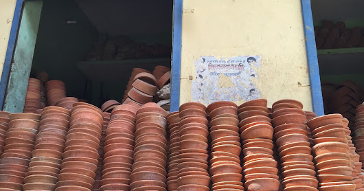 Kumhar Gram (Potters Colony)