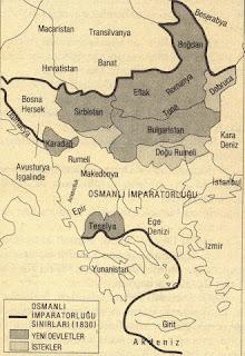 19. Yüzyıl Osmanlı Devleti Siyasi Durumu ve Olayları