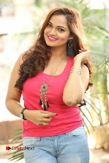 Tollywood Actress Ashwini Latest Stills in Ripped Jeans  0009.JPG