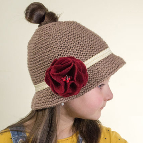 Bell Hat - Free Pattern
