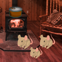 Play Games2rule Wood Mouse Hou…