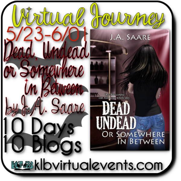 Paranormal and Romantic Suspense Reviews: May 2011