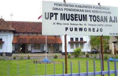 Tempat Wisata Museum Tosan Aji Purworejo