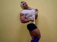 Natalya Kuznetsova the strongest woman of all time