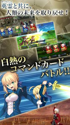 Fate Grand Order Mod APK Massive