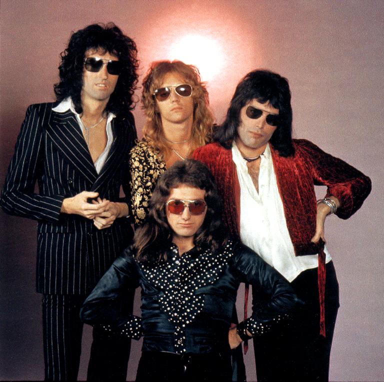 Sesiones Fotográficas Con Mick Rock (1974)