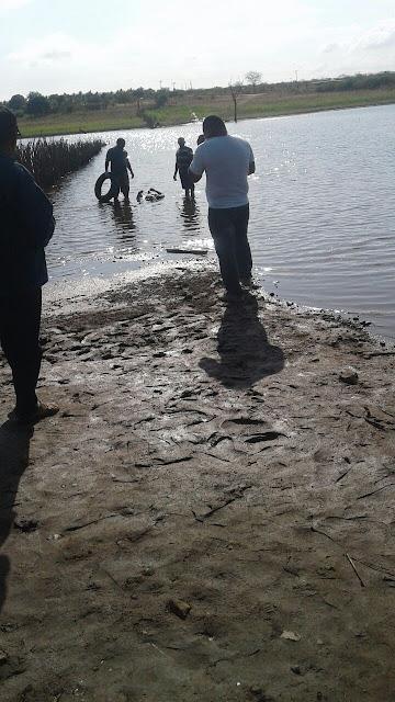 Homem que estava desaparecido é encontrado morto na barragem de Caboclo