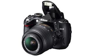 Harga Kamera Nikon D5000 dan Spesifikasi Terbaru