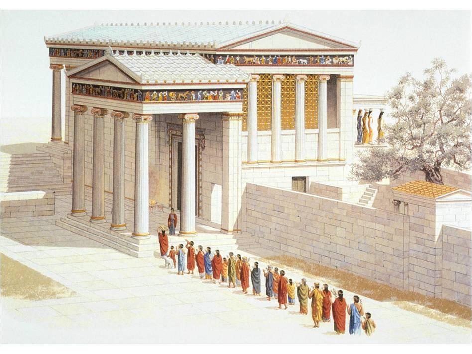Η ενδυμασία στην αρχαία Αθήνα