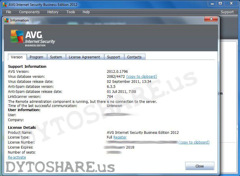 Avira Premium Security Suite 10 New 2011 Keys [Ghayyurious]