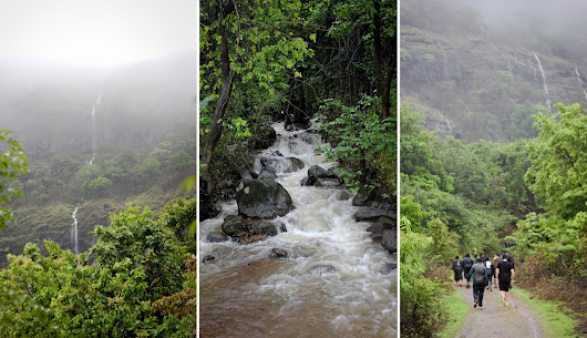 7 'MUST-VISIT' PLACES AROUND PUNE DURING THE RAINS!