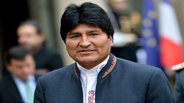 Evo Morales celebra veto a resolución de EE.UU. en la ONU