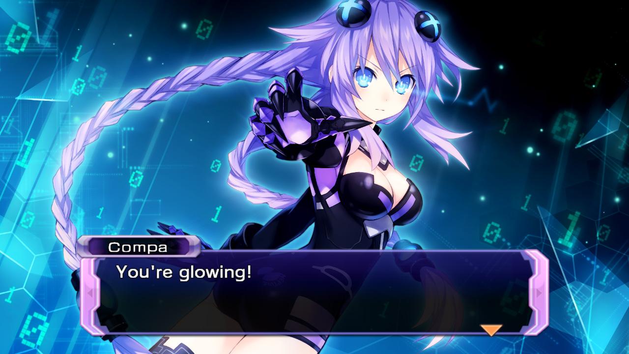super adventures in gaming  hyperdimension neptunia re birth1  pc