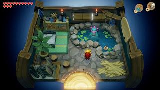 the hidden Zora in Animal Village