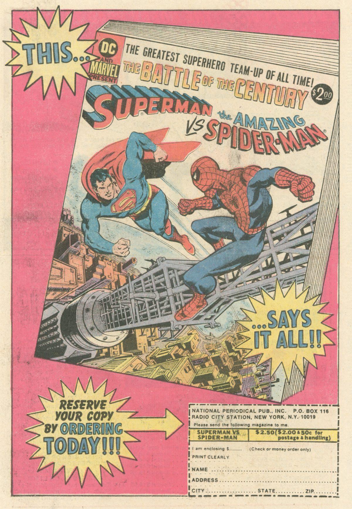 Read online World's Finest Comics comic -  Issue #237 - 19