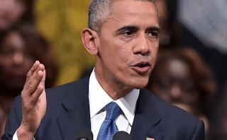 Full Transcript of President Obama's Speech at Dallas Police Memorial