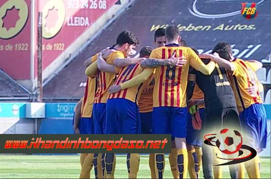 Lleida vs Compostela 1h00 ngày 13/9 www.nhandinhbongdaso.net