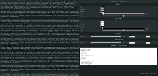Membuat Scrollbar Jadi Terlihat Lebih Menarik