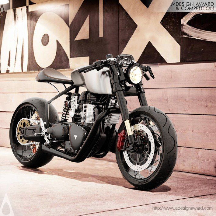 black shadow h-e concept - rocketgarage - cafe racer magazine
