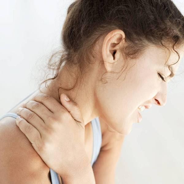 Как принять ванну с остеохондрозом шеи