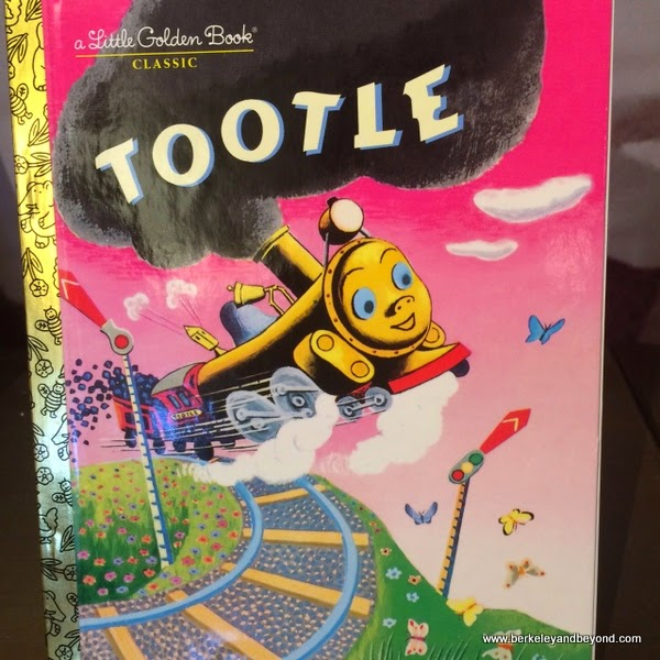 """Tootle"" book cover"