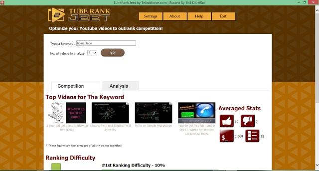 TubeRank Jeet 2 Full Version For Free - Tigerzplace