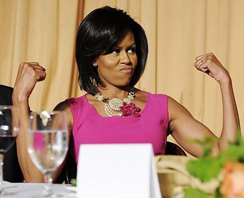 Hack Wilson: Michelle Obama: The most un-presidential ...