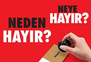 Akp Rte'Nin Anayasa Teklifine 16 Nisan'da Bin Defa Hayır Diyeceğiz