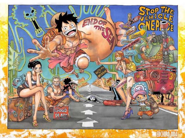 Pembahasan Lengkap One Piece Chapter 941