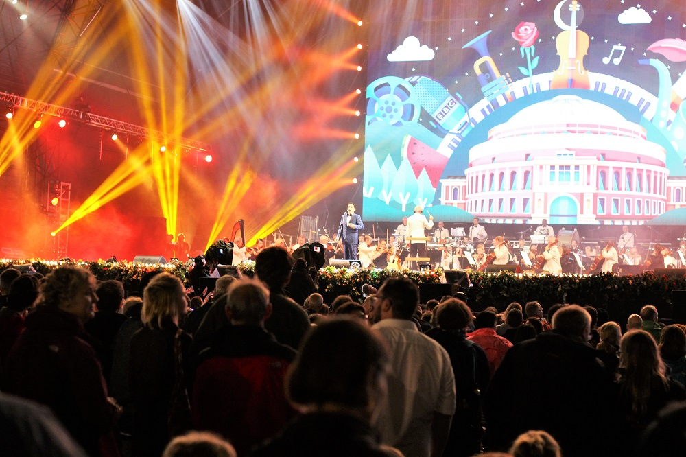 Proms in the Park, London - UK lifestyle blog