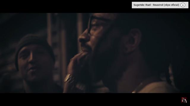 """Rael lança o clipe """"Minha Lei"""", que alem da participação de  Apolo, Massao e Ogi rimando, conta com a presença de uma gama de MCs."""