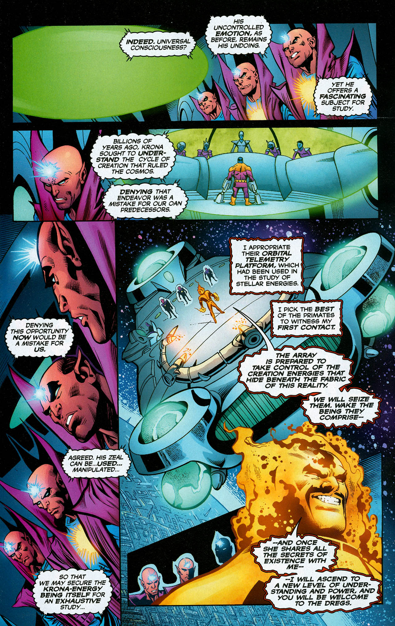 Read online Trinity (2008) comic -  Issue #20 - 26