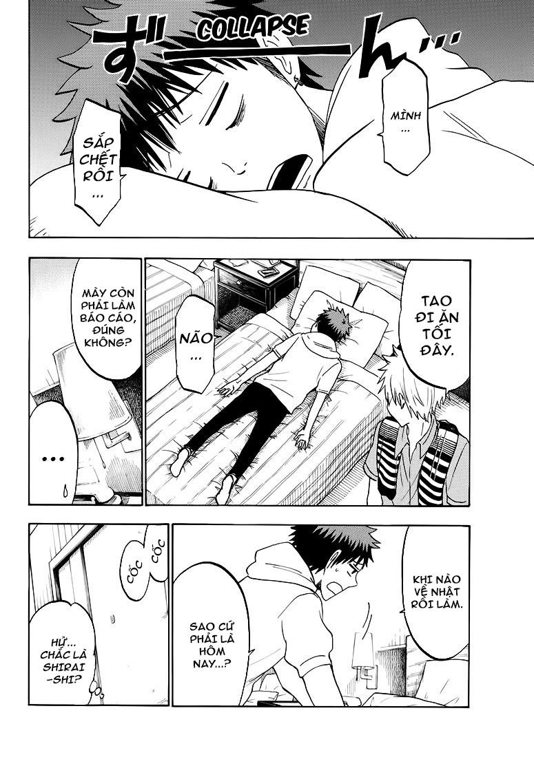 Yamada-kun to 7-nin no majo chap 200 Trang 17 - Mangak.info