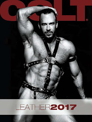 Colt Leather 2017 Calendar Gayrado Online Shop