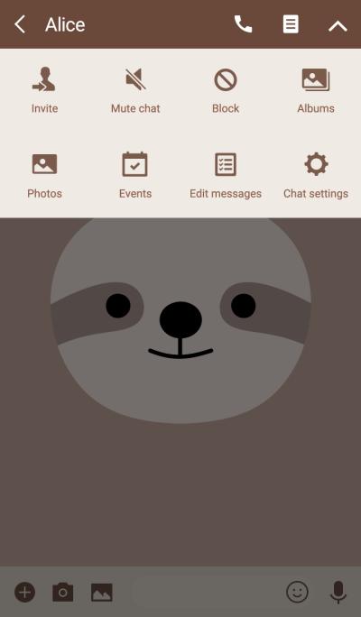 FACE (sloth)